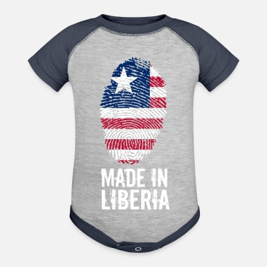 Liberia Made In Liberia - Contrast Baby Bodysuit