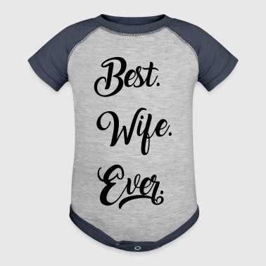 Wife - Baby Contrast One Piece