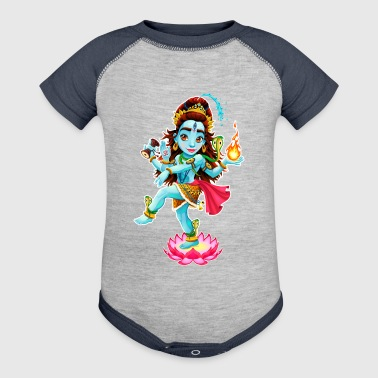 Dance of Shiva - Baby Contrast One Piece