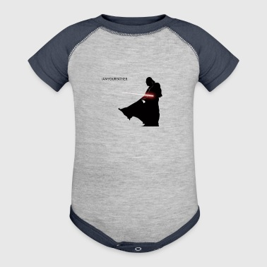 I am your father - Darth Vader funny - Baby Contrast One Piece