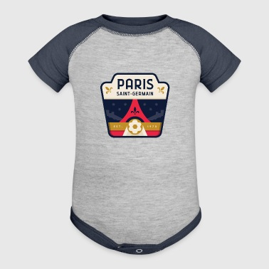 paris - Baby Contrast One Piece
