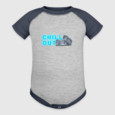 CHILL OUT - Baby Contrast One Piece
