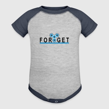 FORGET - Baby Contrast One Piece