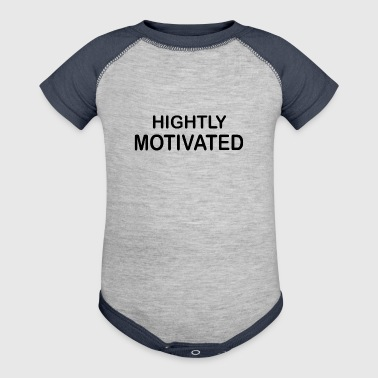 Motivated - Baby Contrast One Piece