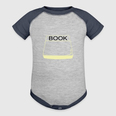 Book - Baby Contrast One Piece