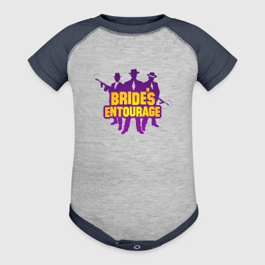Bride's ! - Baby Contrast One Piece