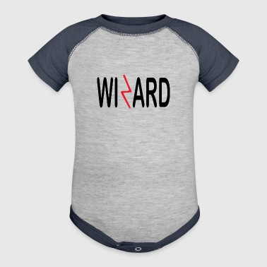 Wizard - Baby Contrast One Piece