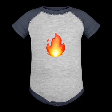 FIRE - Baby Contrast One Piece