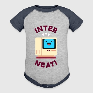 internet - Baby Contrast One Piece