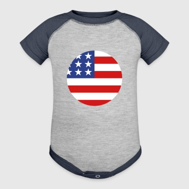 United States - Baby Contrast One Piece