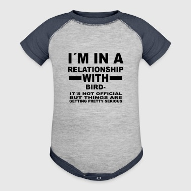 relationship with BIRDWATCHING - Baby Contrast One Piece