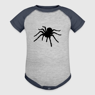 Spider - Baby Contrast One Piece