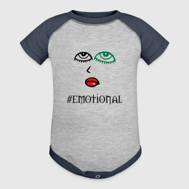 emotional - Baby Contrast One Piece