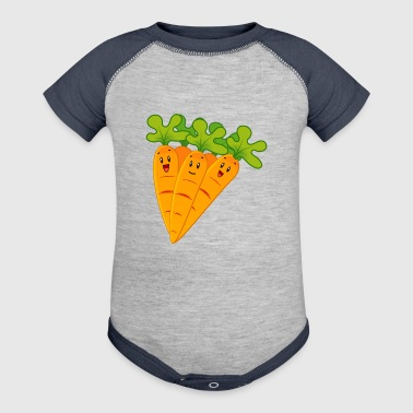 carrots - Baby Contrast One Piece