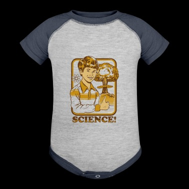 Science Rules - Baby Contrast One Piece