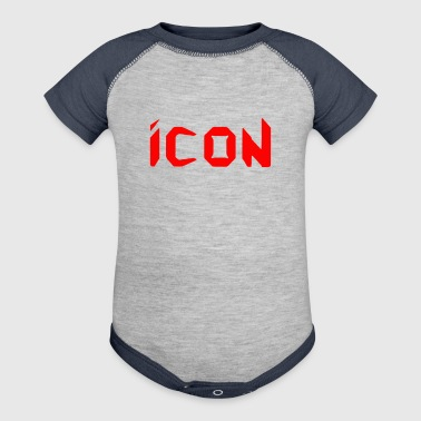 The Icon - Baby Contrast One Piece