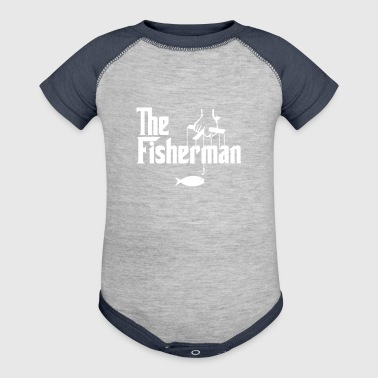The Fisherman - Baby Contrast One Piece