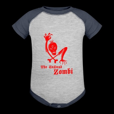 The undead zombi - Baby Contrast One Piece