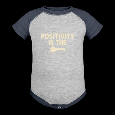 Positivity - Baby Contrast One Piece