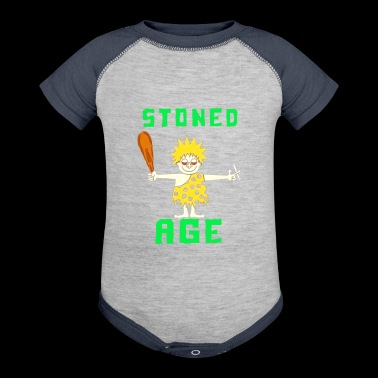 Stoned Age - Baby Contrast One Piece