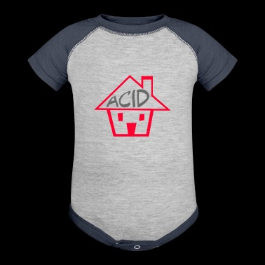 Acid House - Baby Contrast One Piece