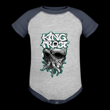 King Frost - Baby Contrast One Piece