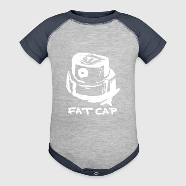 Fat Cap - Baby Contrast One Piece