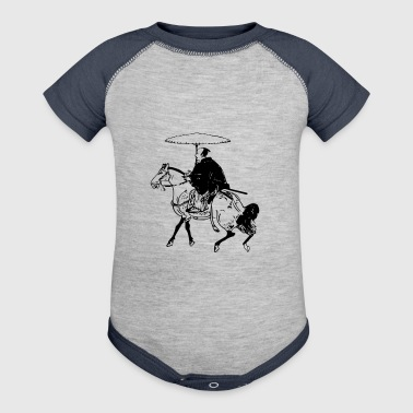 The Horseman - Baby Contrast One Piece
