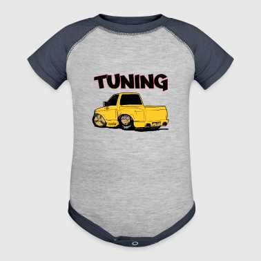 Tuning - Baby Contrast One Piece