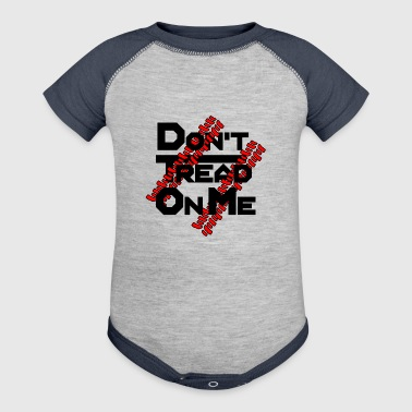 Don't Tread On Me - Baby Contrast One Piece