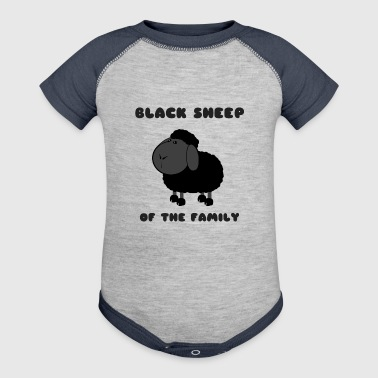Black Sheep - Baby Contrast One Piece
