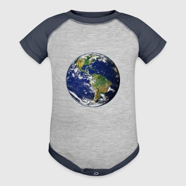 Planet Earth - Baby Contrast One Piece