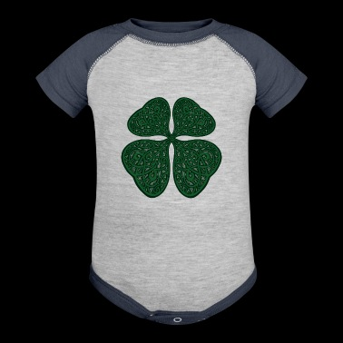 Celtic Luck - Baby Contrast One Piece