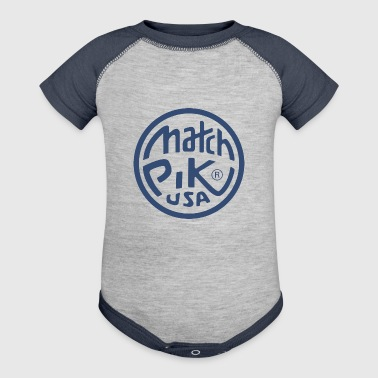 Match Pik USA - Baby Contrast One Piece