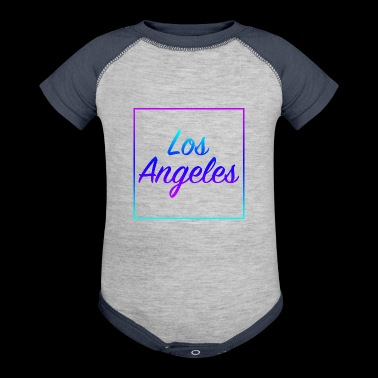 Los Angeles - Baby Contrast One Piece