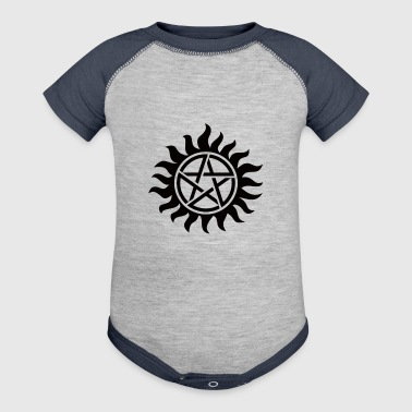 Supernatural Tattoo - Baby Contrast One Piece