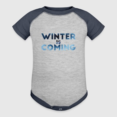 Winter - Baby Contrast One Piece