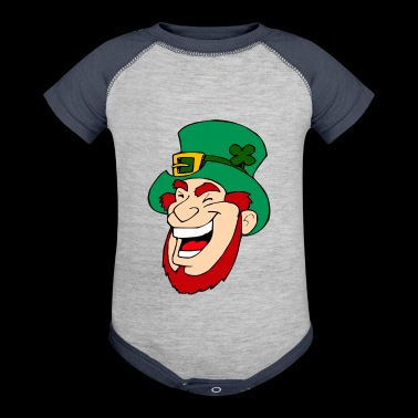 leprechaun - Baby Contrast One Piece
