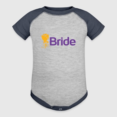 The Bride - Baby Contrast One Piece