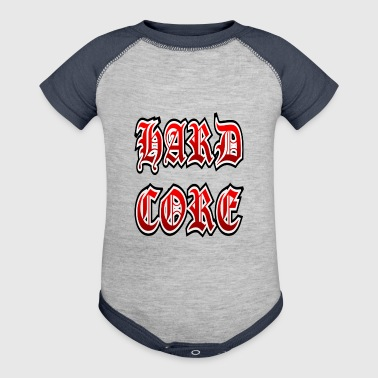 Hardcore - Baby Contrast One Piece