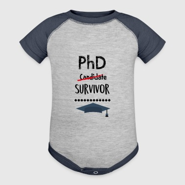 PHD Survivor - Baby Contrast One Piece
