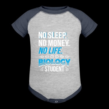Funny Biology Shirt Biology Student - Baby Contrast One Piece