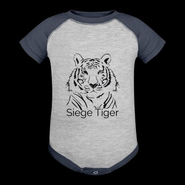 Siege Tiger - Baby Contrast One Piece