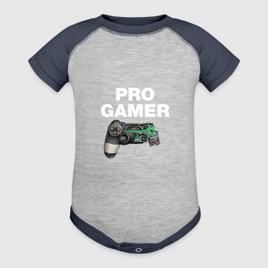 Pro Gamer - Baby Contrast One Piece