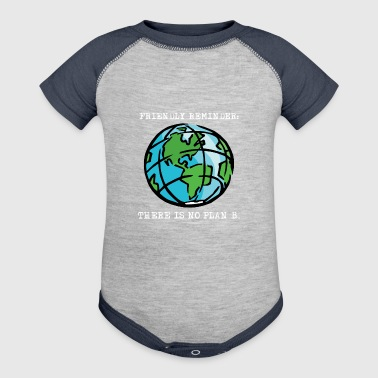 Happy Earth Day April 2018 Awareness T shirts - Baby Contrast One Piece