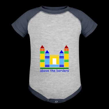 childhood castle - Baby Contrast One Piece