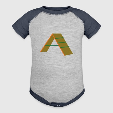 agility - Baby Contrast One Piece