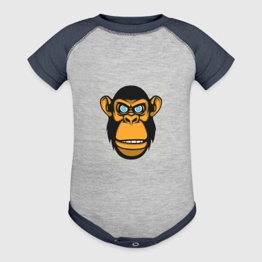 Kong - Baby Contrast One Piece