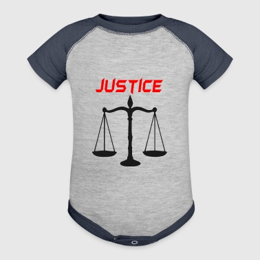 justice - Baby Contrast One Piece