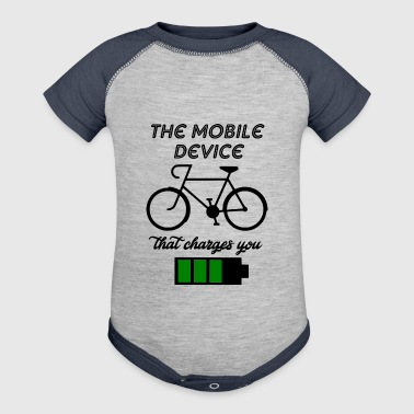 the mobile device - Baby Contrast One Piece